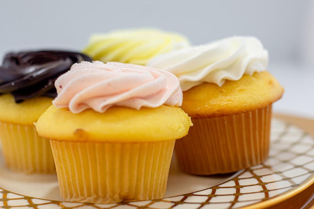 Assorted cupcakes 1/2 Dozen