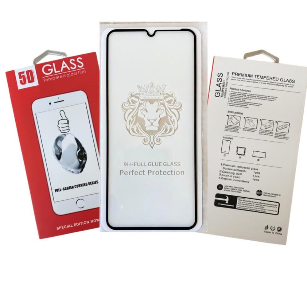 Lámina pantalla full cover vidrio templado Samsung A51
