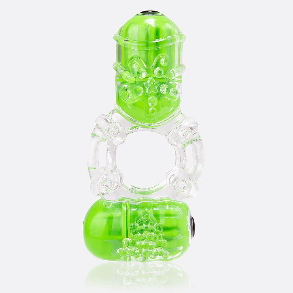 Colorpop big o2 anillo vibrador 2 Motores