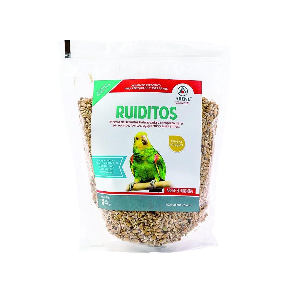 Ruiditos semillas para aves