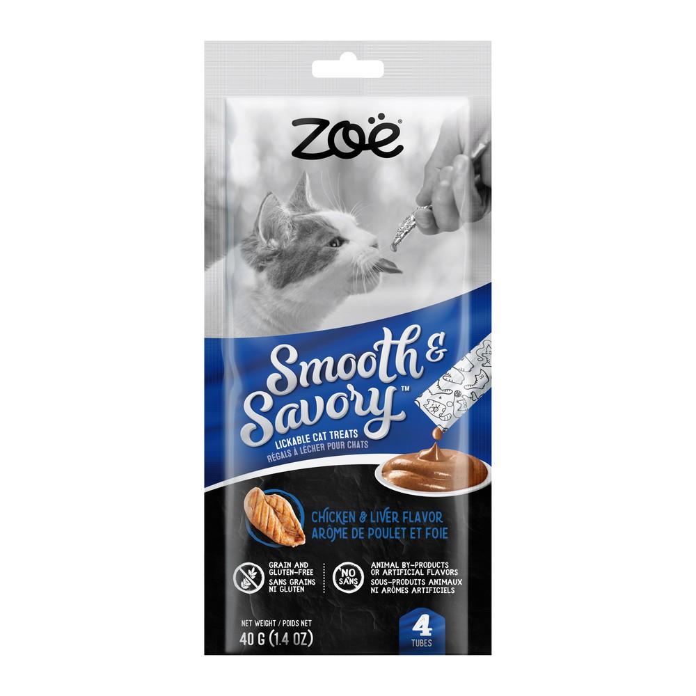 Zoe savory poulet & foie 40g