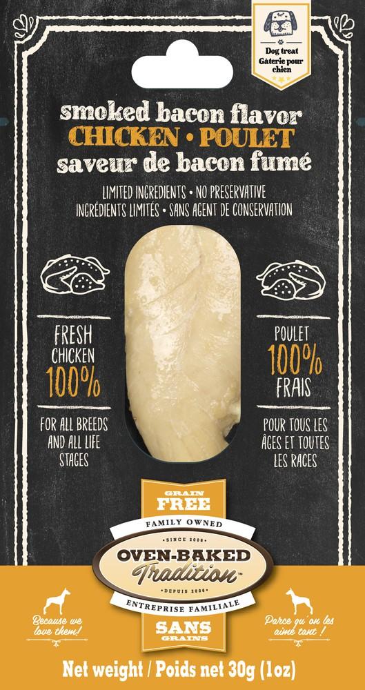 Obt filet poulet/bacon 30g