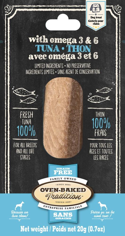 Obt filet thon omega 3-6 20g