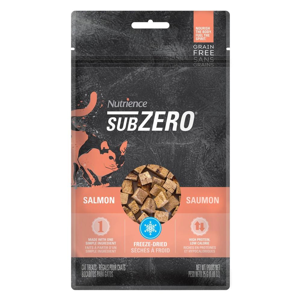 Subzero saumon 25g