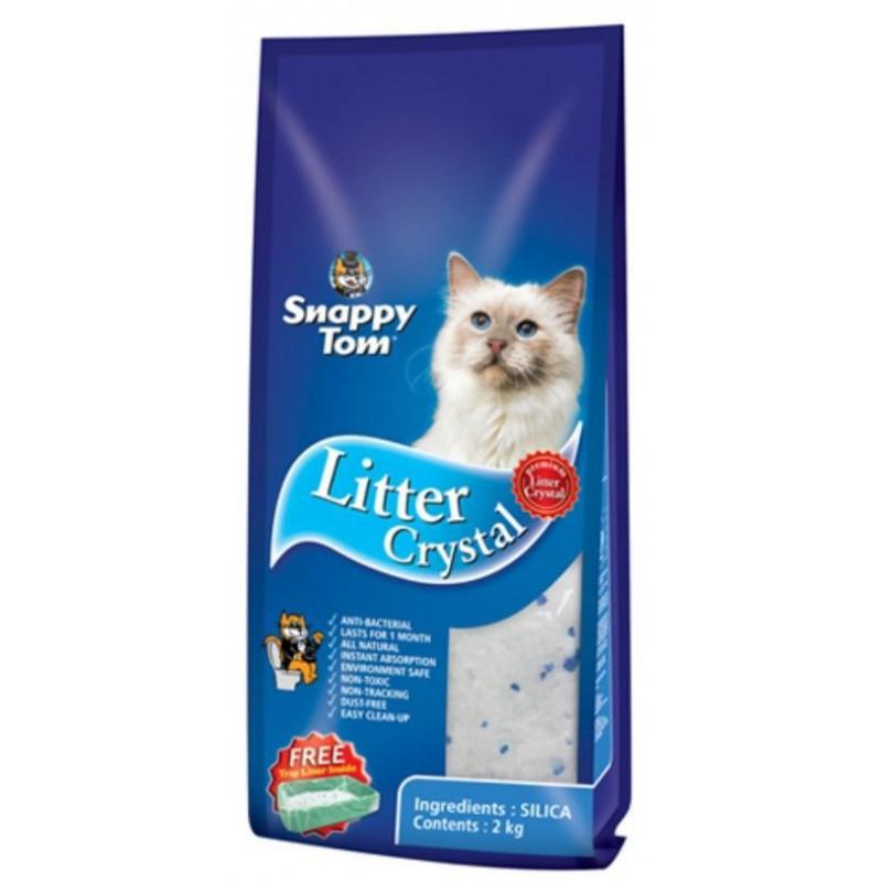 Litter crystal