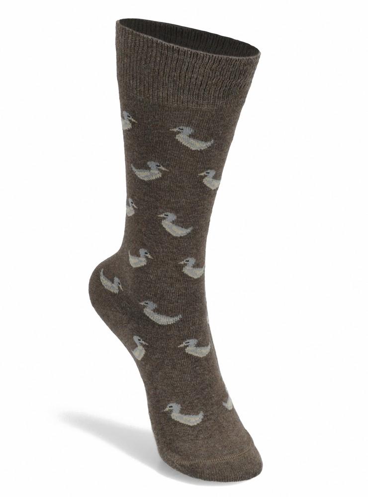 Calcetín patos