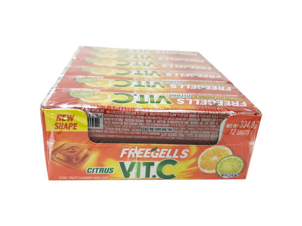 Drops Vit. C citrus