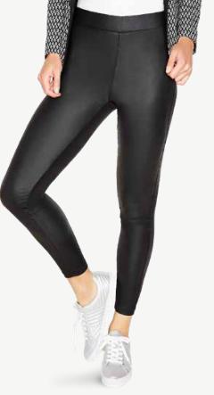 Legging Diseño Negro Talla L/XL