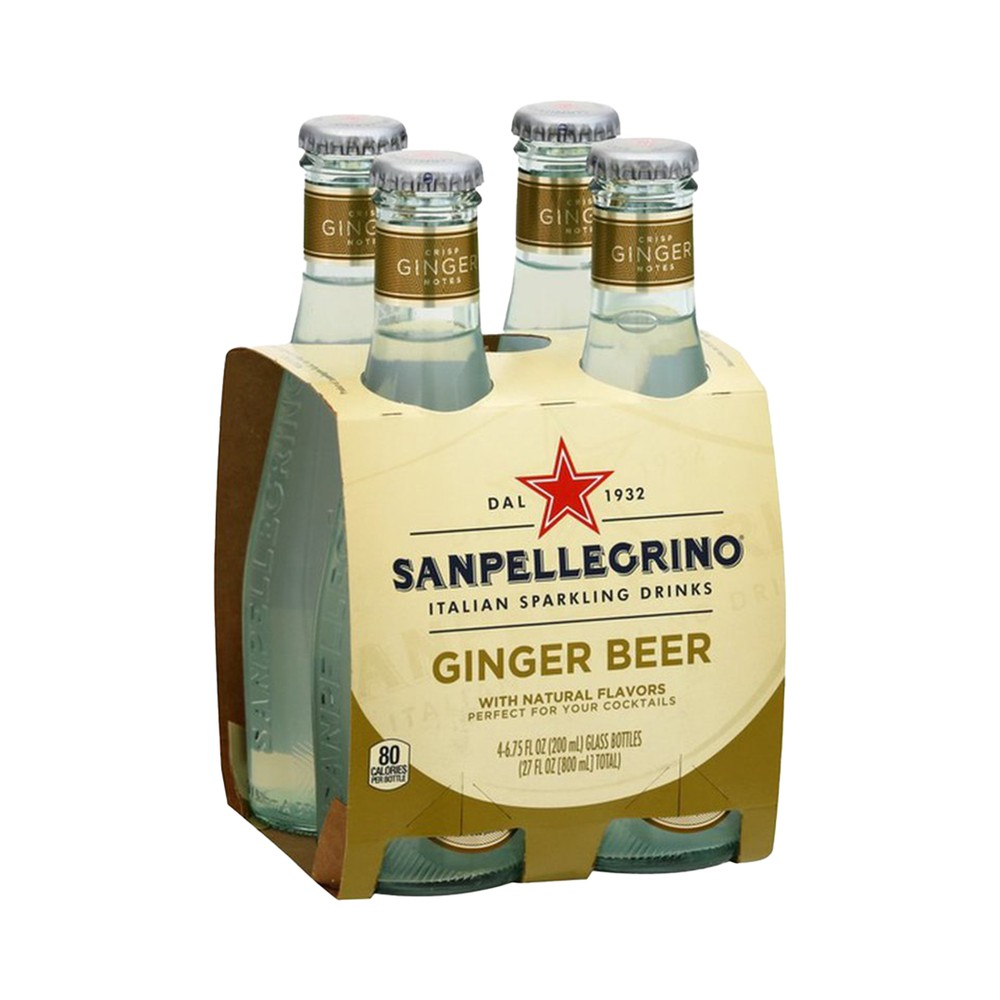 Ginger beer Four Pack 200 mL