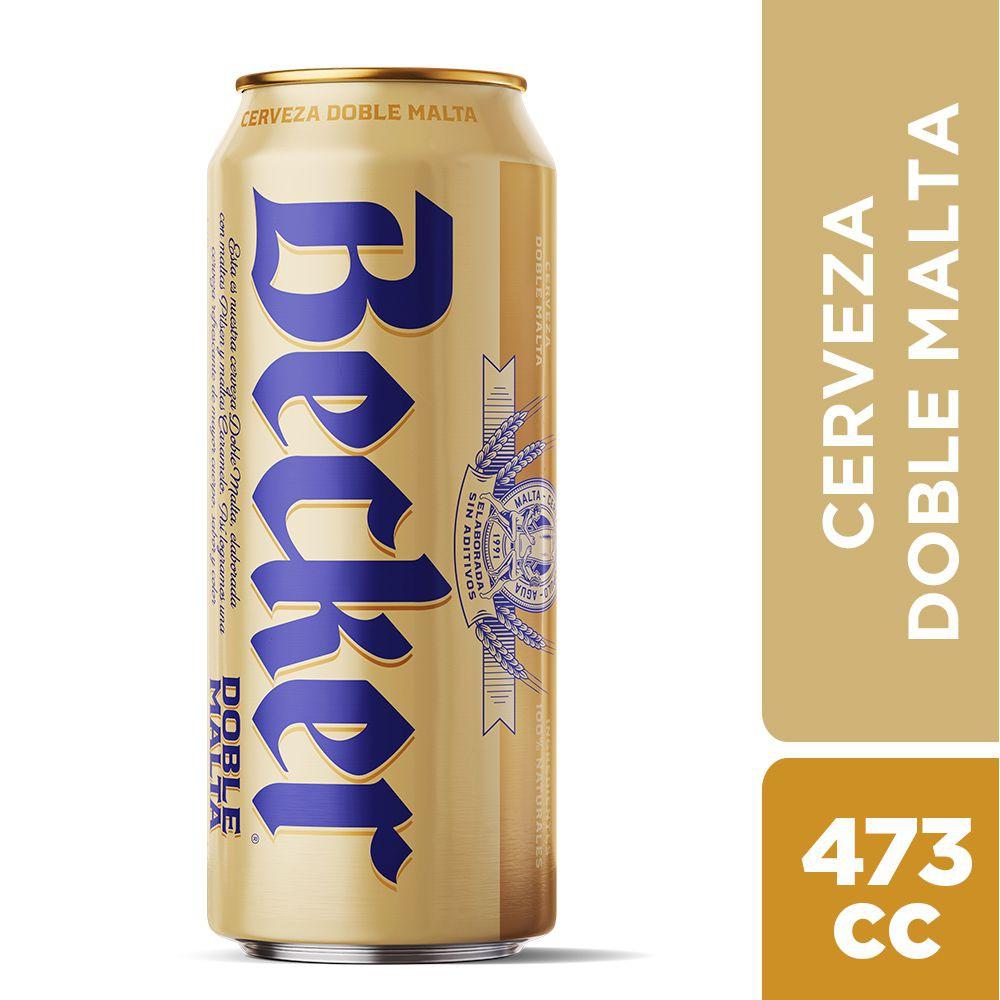 Cerveza doble malta