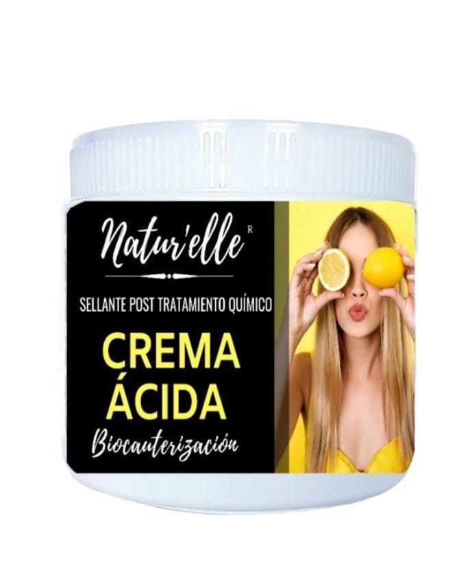 Crema acida 500 grs