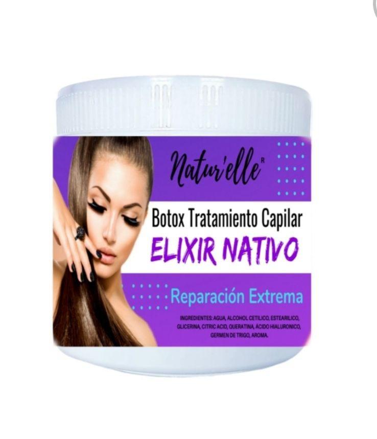Botox capilar 500 grs