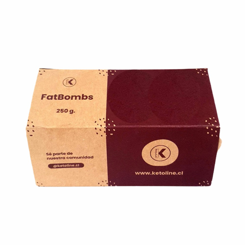 Fat bombs nutella - chocolate keto 250 GRS