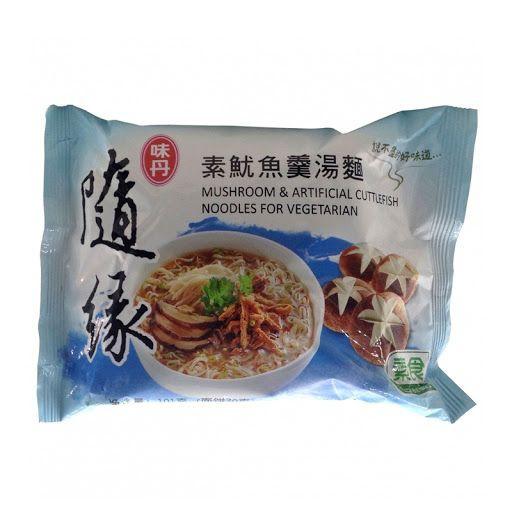 Ramen vegano shitake y jibia-sobre 94g  sobre