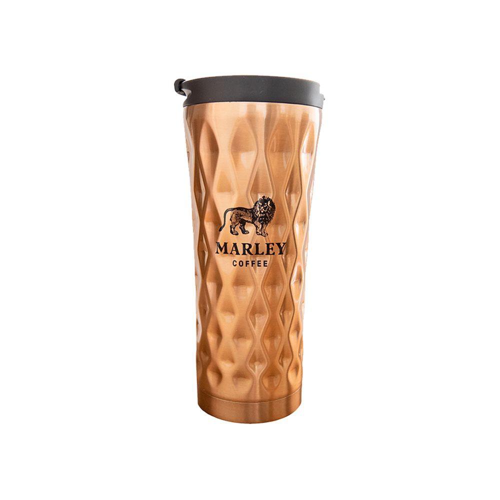 Travel mug dorado 500 ml