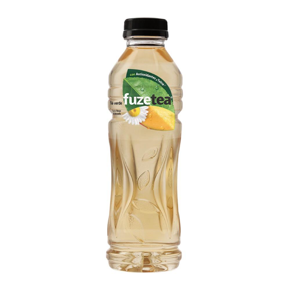 Té verde sabor mango y manzanilla