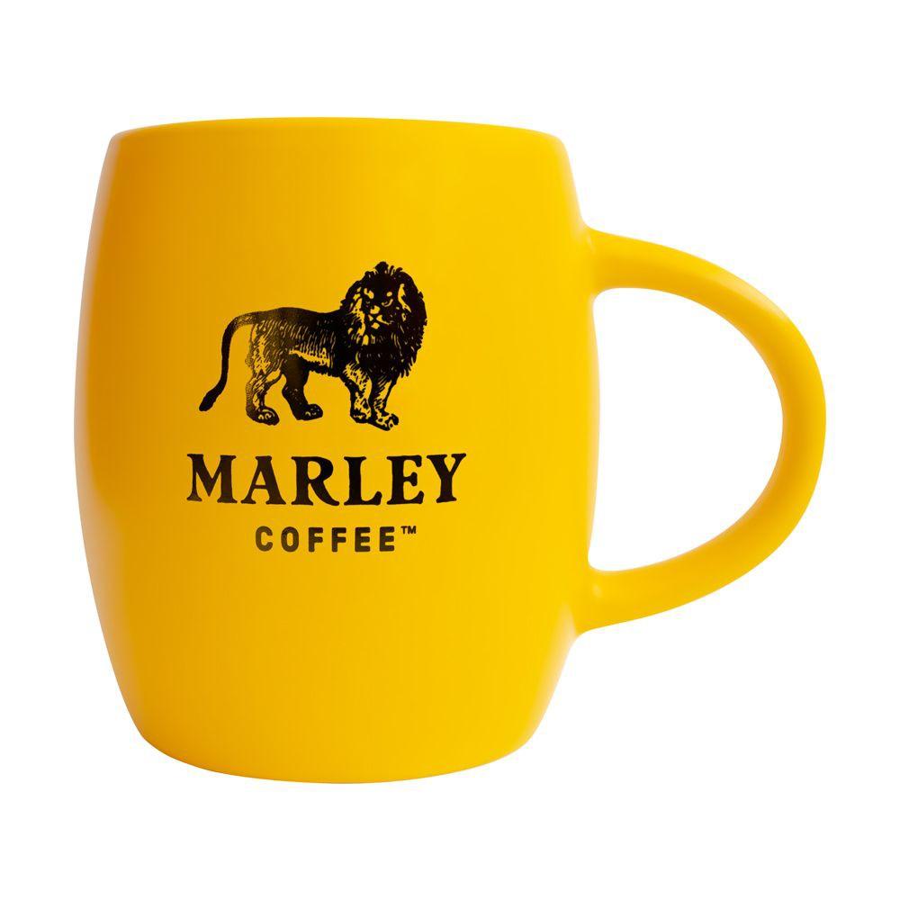 Mug amarillo 430ml