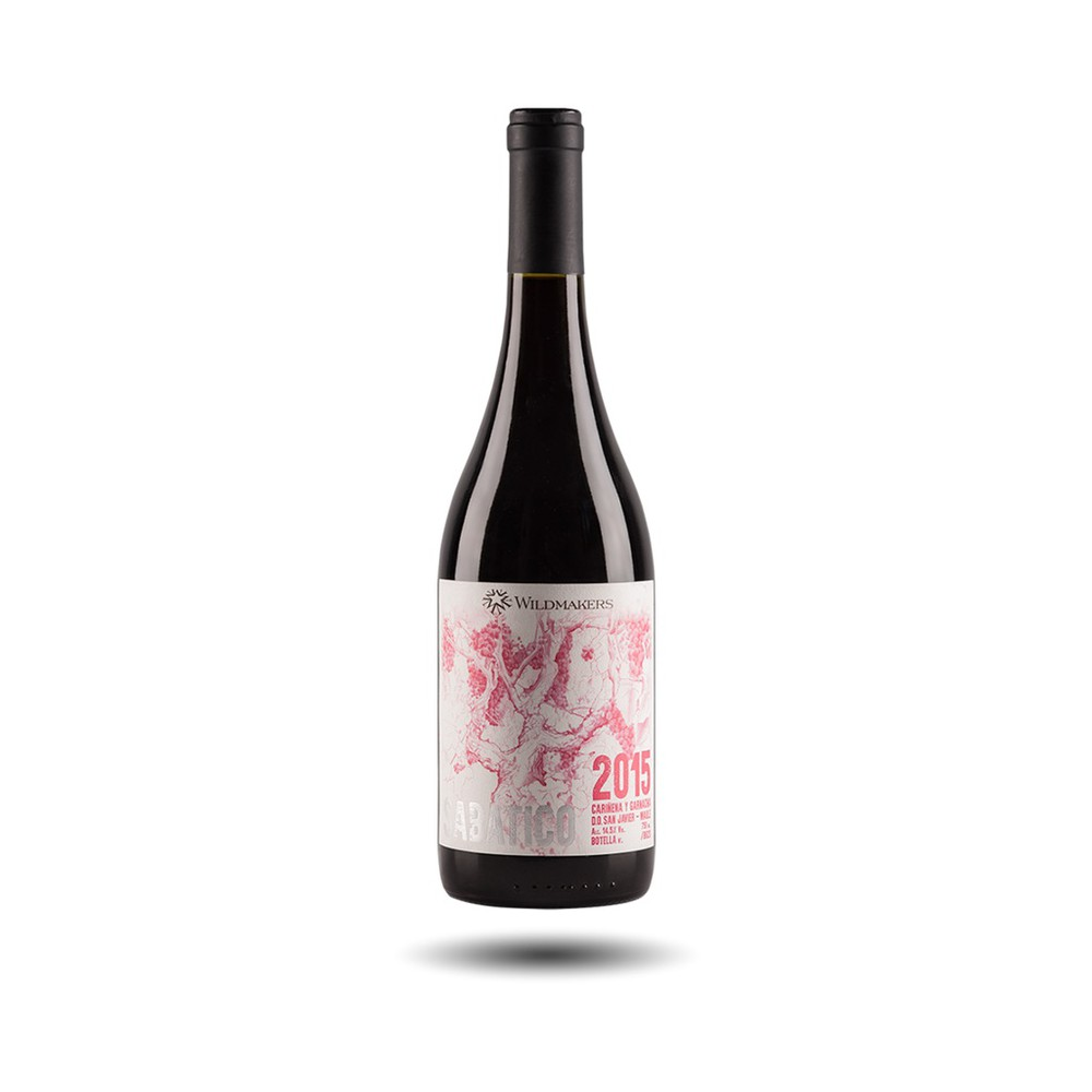 Sabático 2015 Botella 750 ml