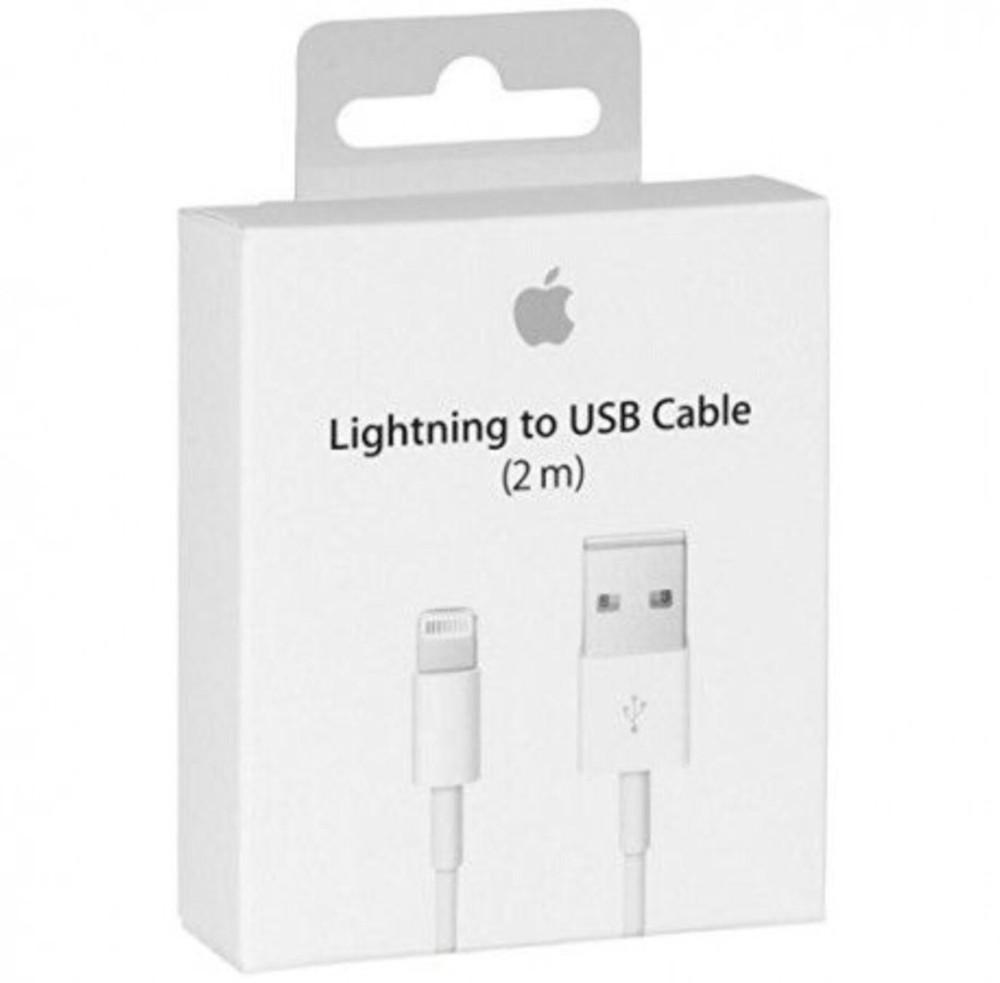 Cable de iphone usb a lightning 2 metros