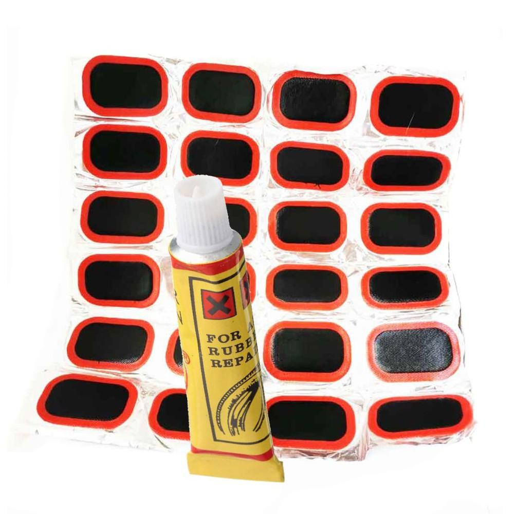 Parches de Cámara con Adhesivo (24 Unidades)