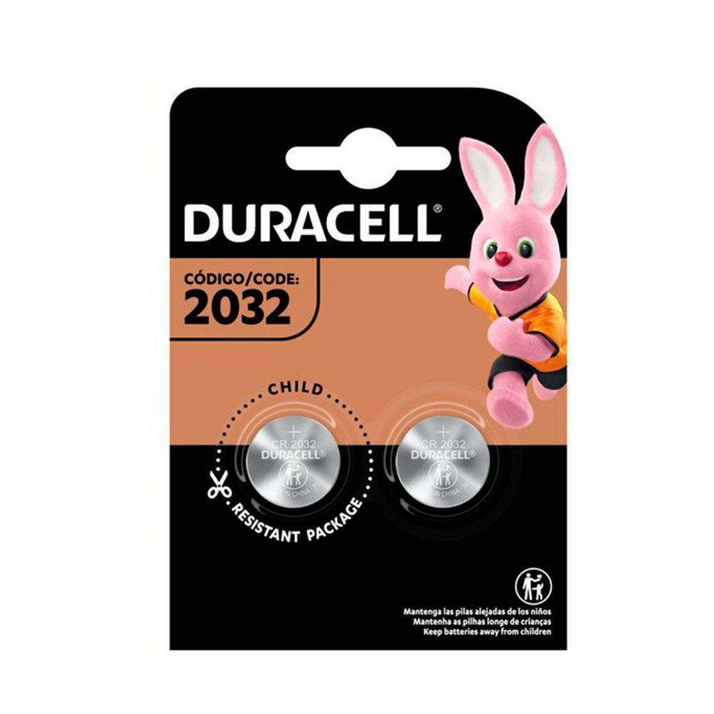 Bateria botão lithium cr2032 3v