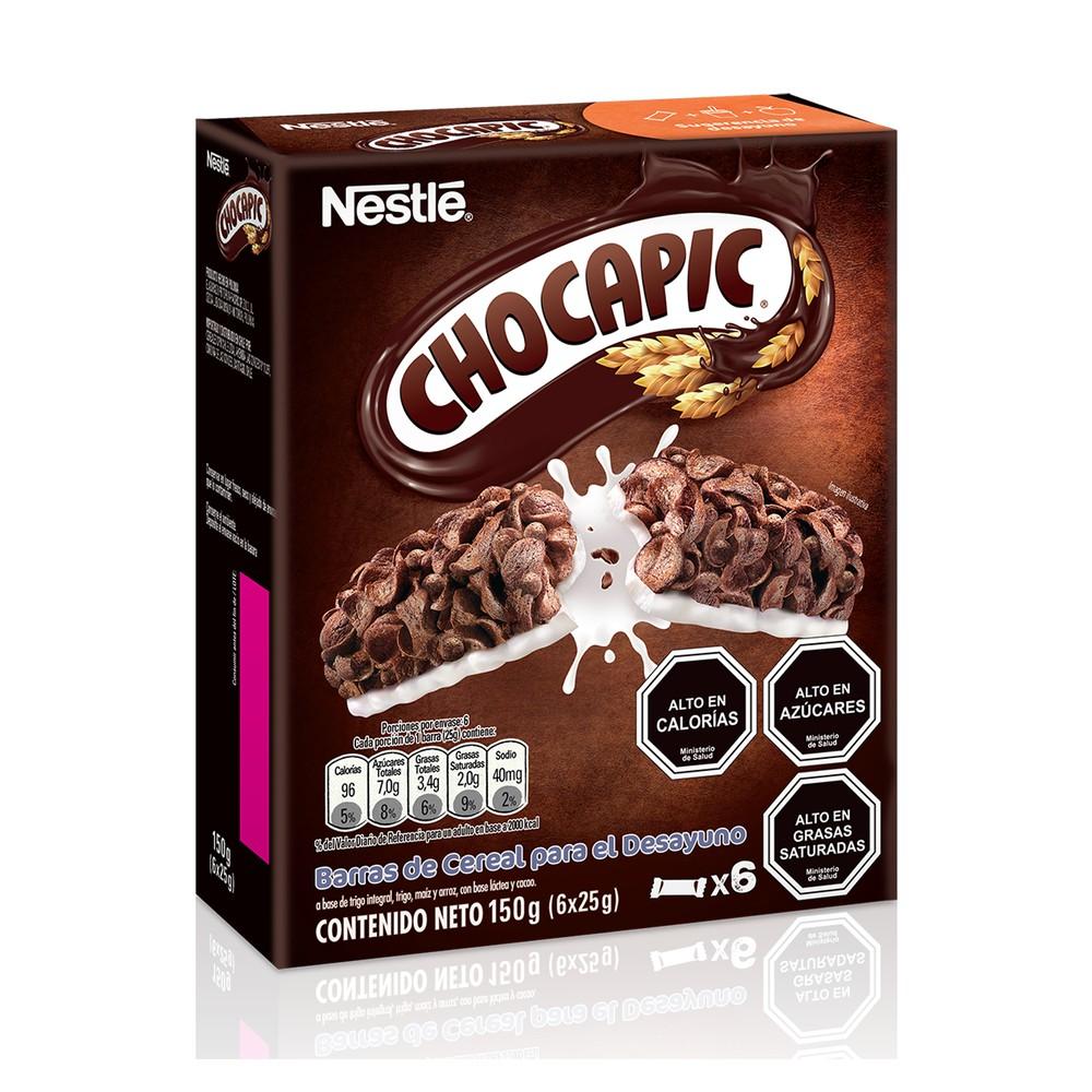 Barras de cereal Chocapic