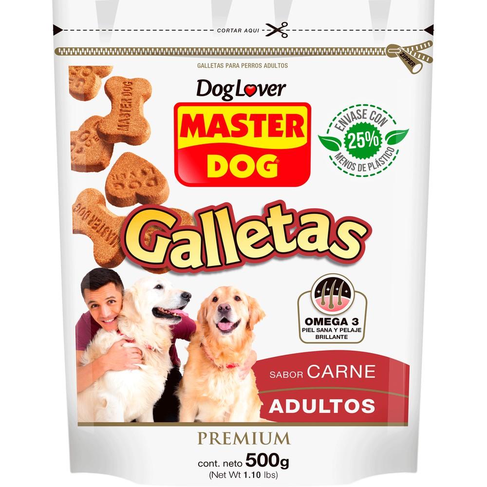 Galletas perro adulto sabor carne