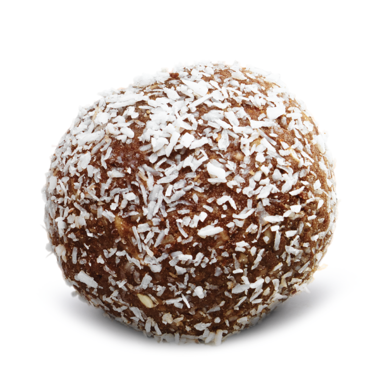 Choc protein ball