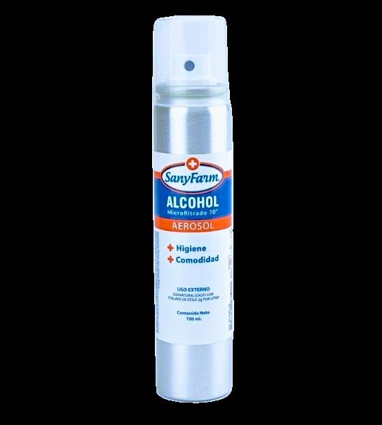 Alcohol aerosol  - ISP 100 ml