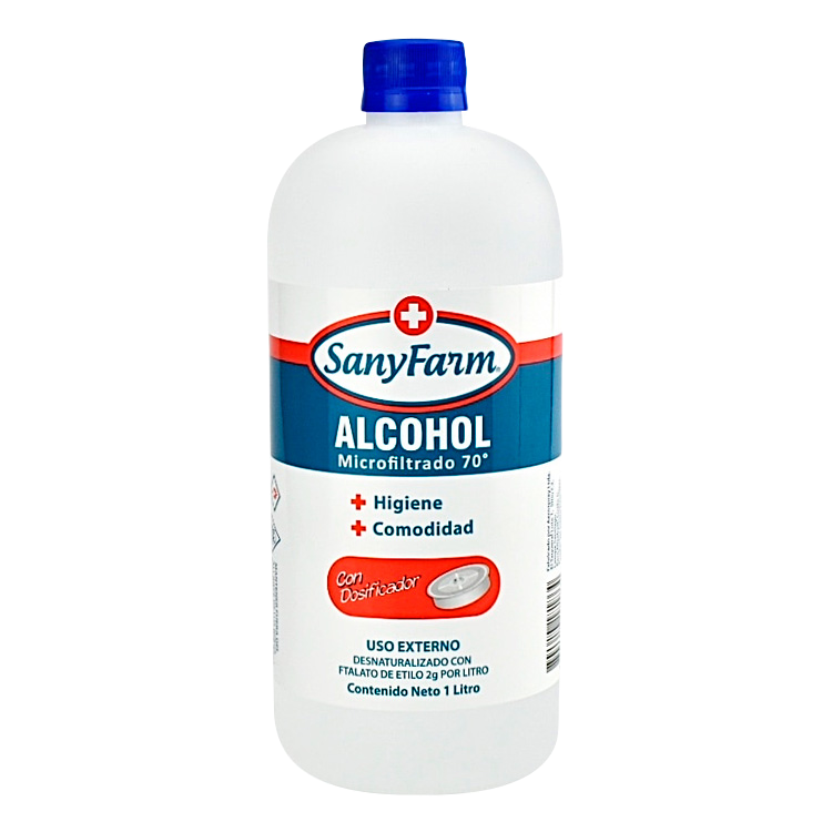 Alcohol 70° - ISP 1L