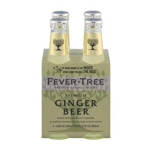 Ginger beer 4 pack x 200ml