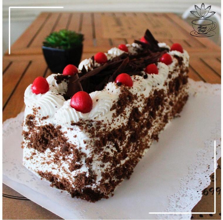 Torta selva negra 10 porciones