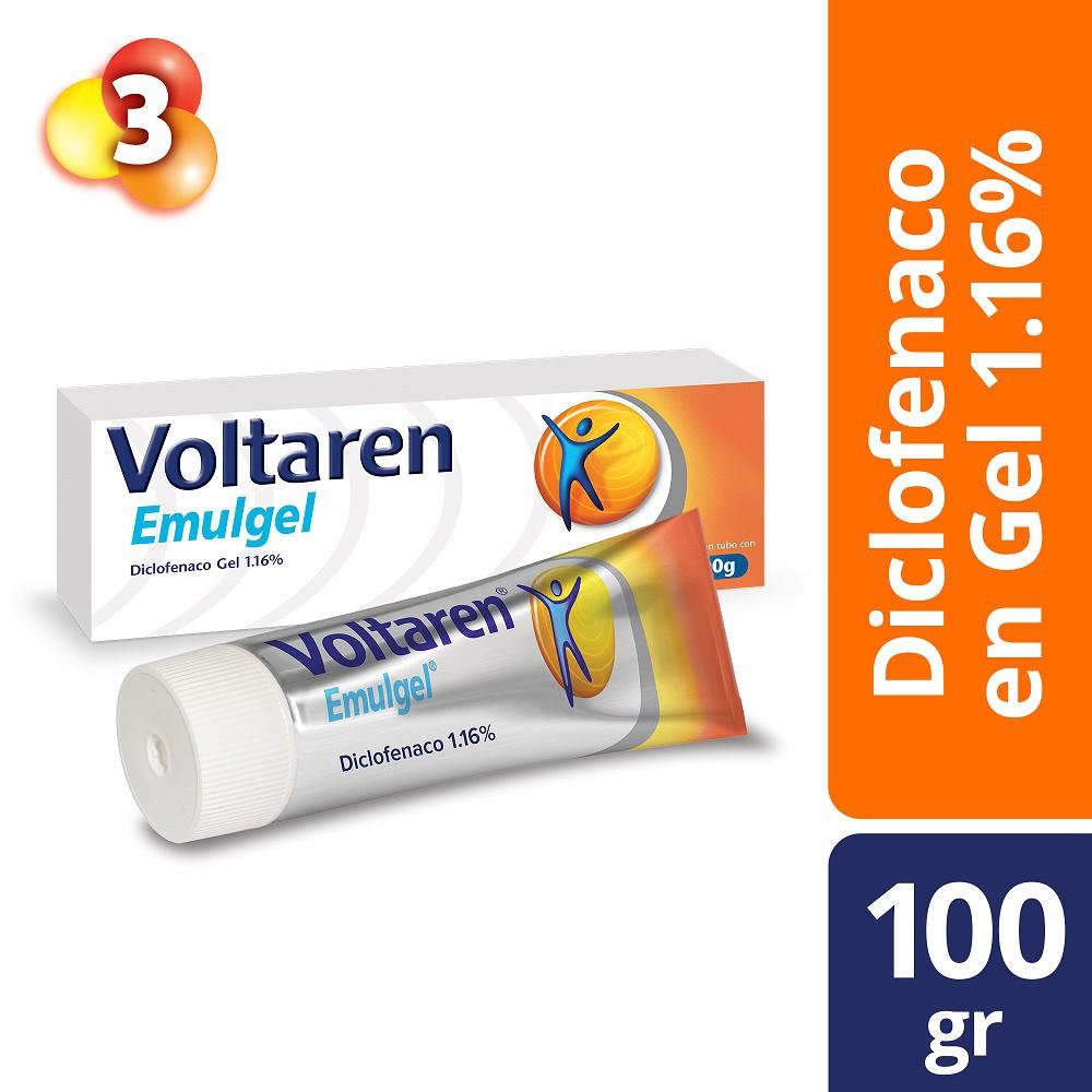 Emulgel 12 horas Diclofenaco 2.32%