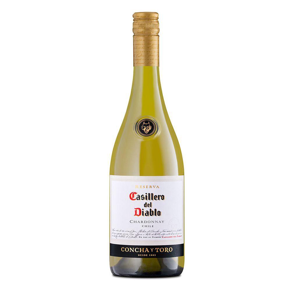 Vino blanco chardonnay reserva