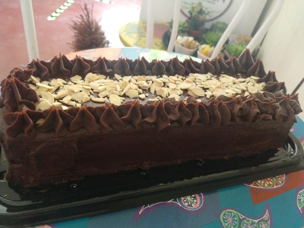 Torta panqueque trisabor 10 porciones