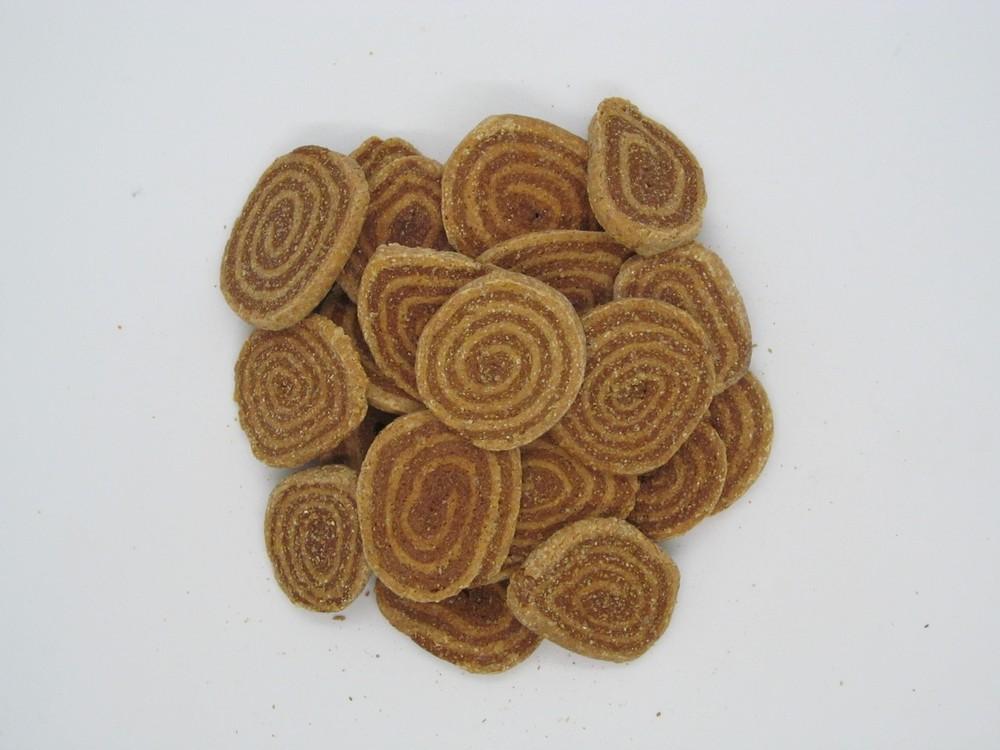 Cinnamon swirls bulk 100gr
