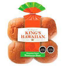 Pan hamburguesa Bolsa 8 unidades