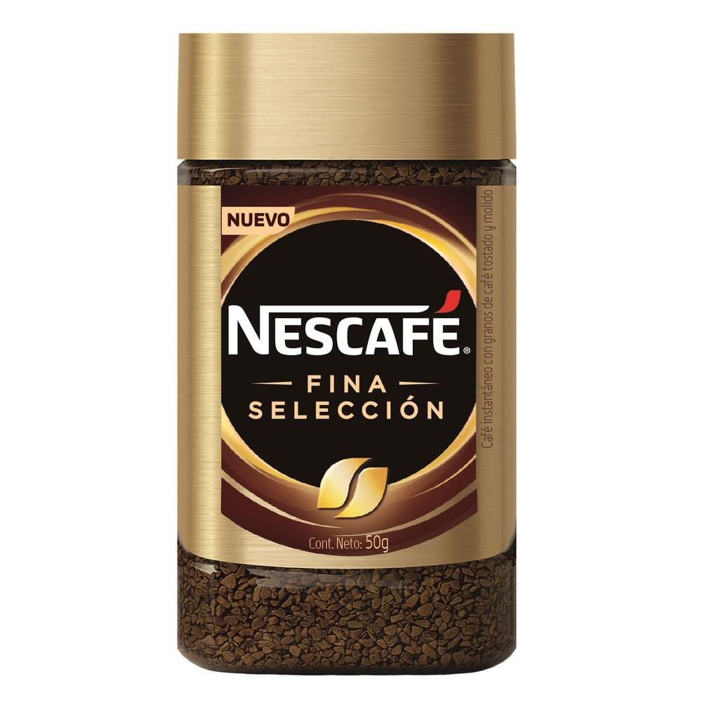 Café instantáneo fina selección