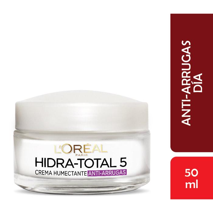 Crema antiarrugas hidra total 5