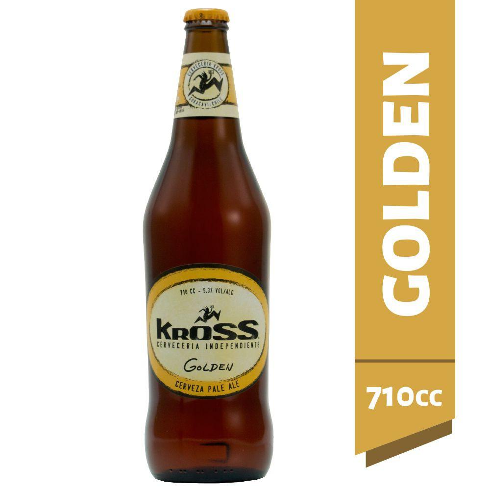 Cerveza Golden