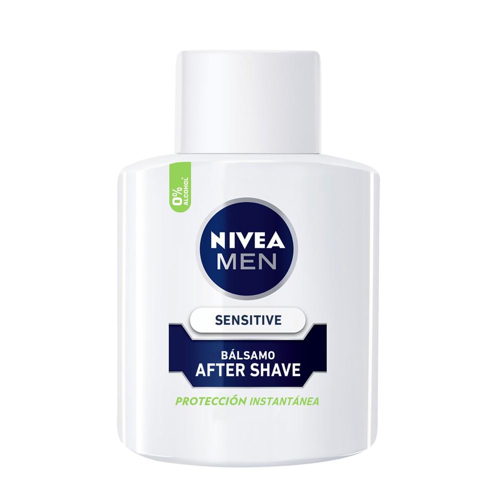 Bálsamo hidratante after shave piel sensible
