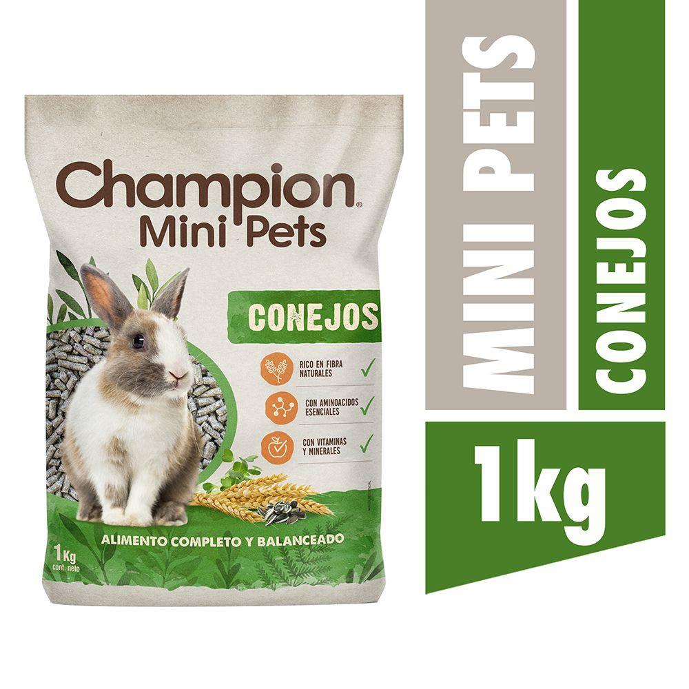 Alimento para conejo Bolsa 1 kg