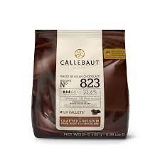 Chocolate leche 33.6% cacao kilo Envase 1 kg
