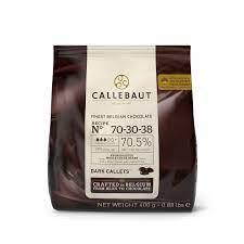 Chocolate amargo 70.5% 400 grs Bolsa 400 grs