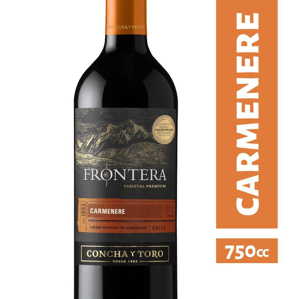 Vino Carmenere premium