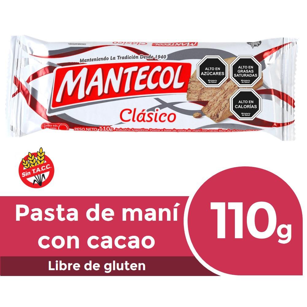 Pasta de maní con cacao