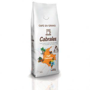 Cafe en grano cabrales colombia