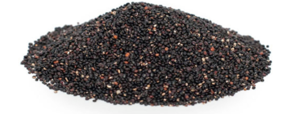 quinoa negra bolsa de 100 g