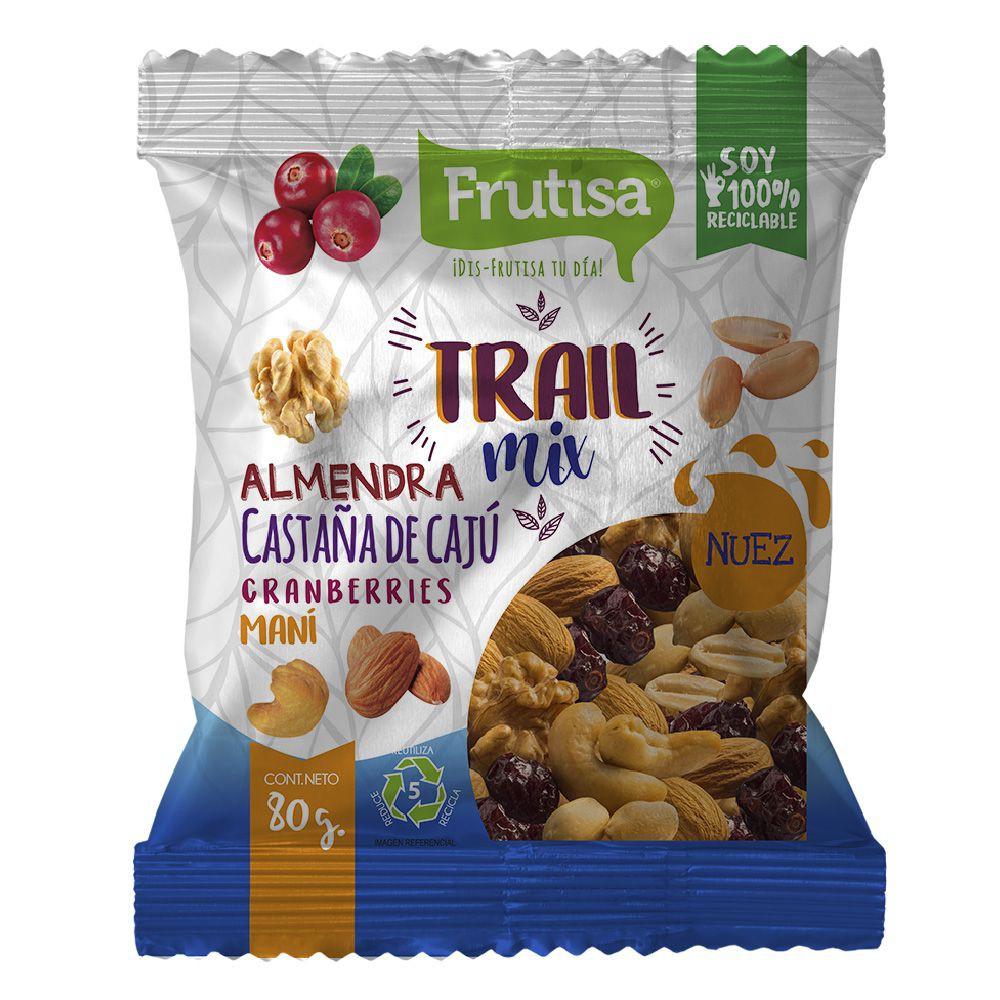 Trail mix frutos secos