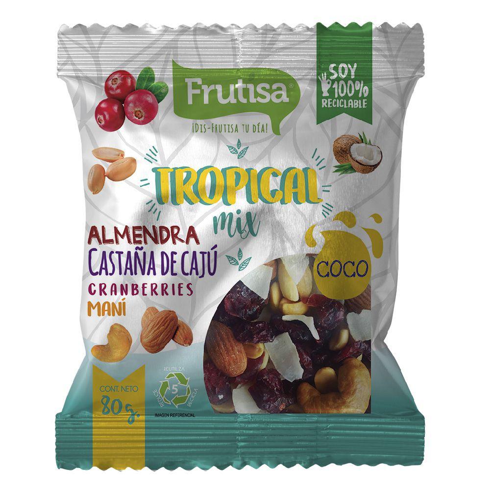 Tropical mix frutos secos